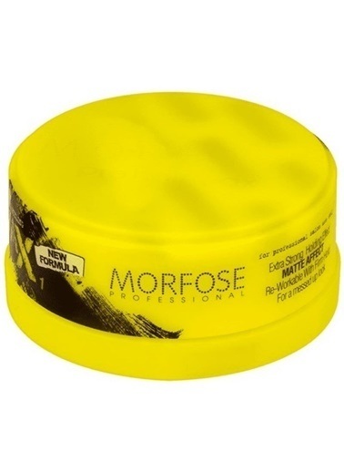 Morfose Morfose Wax Neon Extra Strong Matte Affect No.1 150 Ml Renksiz